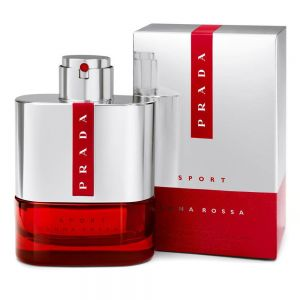 Prada - Luna Rossa Sport EDT 100ml Spray For Men