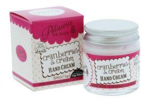 Patisserie De Bain - Cranberries & Cream Hand Cream 30ml