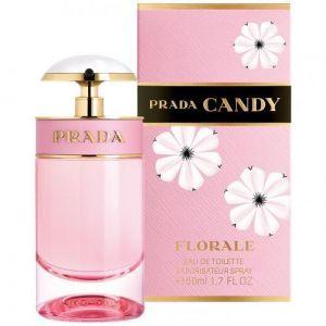 Prada - Candy Florale EDT 50ml Spray For Women