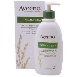 Aveeno - Moisturising Cream Dry And Sensitive Skin 300ml