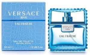 Versace - Man Eau Fraiche 50ml Spray For Men