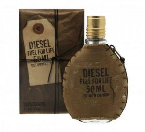 Diesel - Fuel For Life EDT 50ml Spray For Men