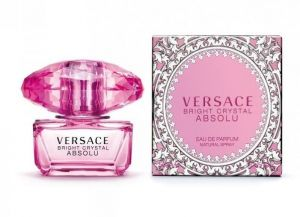 Versace - Bright Crystal Absolu EDP 50ml Spray For Women