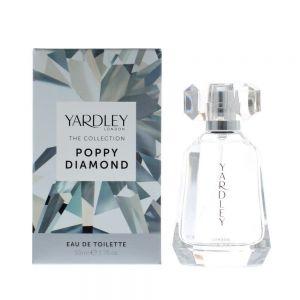 Yardley - Poppy Diamond EDT 50ml Spray For Women