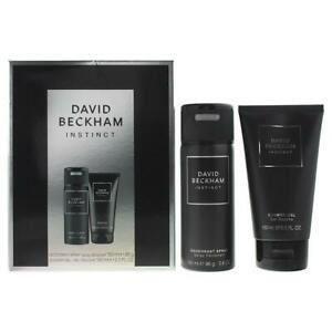 David Beckham - Instinct Deodorant Spray 150ml + Shower Gel 150ml
