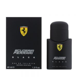 Ferrari - Scuderia Black EDT 40ml Spray For Men