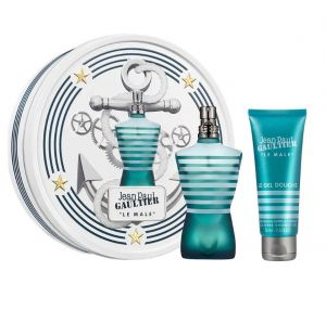 Jean Paul Gaultier - Le Male M 75ml EDT Spray + 75ml All Over Shower Gel