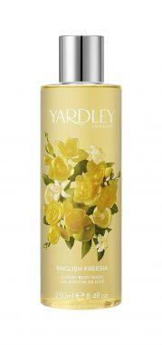 Yardley - English Freesia Body Wash 250ml