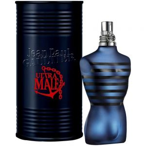 Jean Paul Gaultier (JPG) - Ultra Male Intense EDT 40ml Spray For Men
