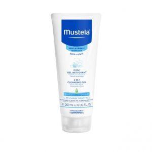 Mustela - Baby 2in1 Cleansing Gel Hair & Body 200ml