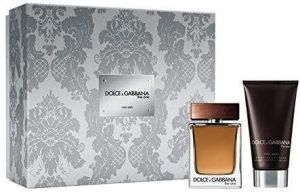 Dolce & Gabbana - The One Gift Set EDT 50ml + Aftershave Balm 75ml