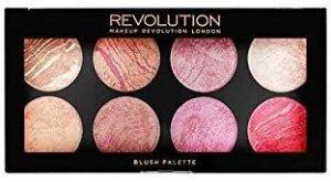 Makeup Revolution - Blush Palette 13g - Blush Queen