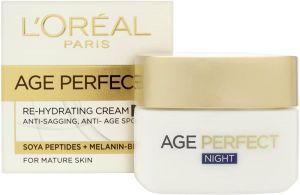 L'Oreal - Age Perfect Re-Hydrating Night Cream 50ml