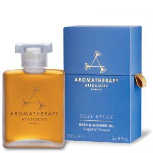 Aromatherapy - Associates Deep Relax Bath & Shower Oil 100ml