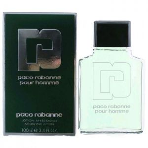 Paco Rabanne - Pour Homme Aftershave Lotion For Men 100ml