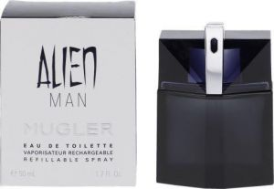 Thierry Mugler - Alien Man EDT 50ml Refillable Spray For Men