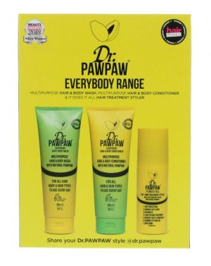 Dr. PawPaw - Everybody Range 3 Pieces Gift Set