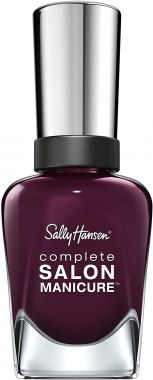 Sally Hansen - Complete Salon Manicure - Pat On The Black