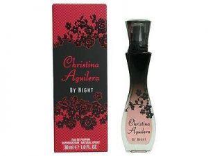 Christina Aguilera - By Night EDP 30ml Spray For Women