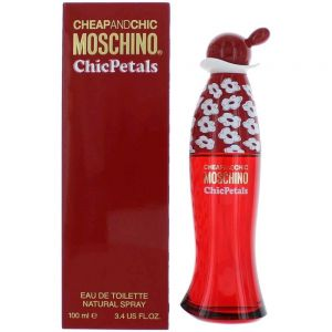 Moschino - Cheap And Chic Petals EDT 100ml Spray For Women
