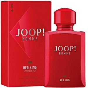 Joop! - Homme Red King Limited Edition EDT 125ml Spray For Men