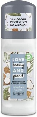 Love Beauty & Planet - Refreshing Roll On Deodorant 50ml