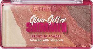 Sunkissed - Glow Getter Glimmer Shimmer Bronzer Powder 20g