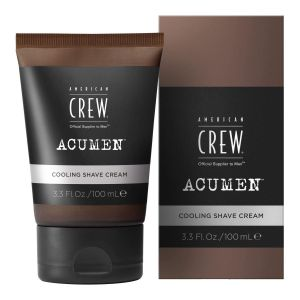 American Crew - Acumen Cooling Shave Cream 100ml