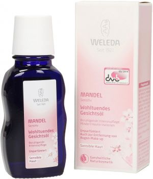 Weleda - Almond Soothing Facial Oil For Sensitive Skin 50ml