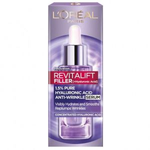 L'Oreal - Revitalift Filler Hyaluronic Acid Anti-Wrinkle Dropper Serum 30ml