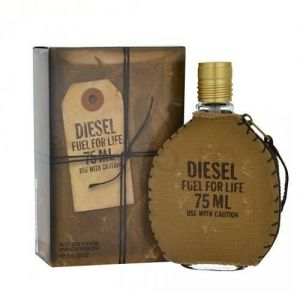 Diesel - Fuel For Life EDT 75ml Spray For Men