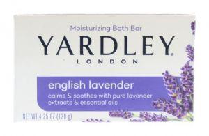 Yardley - English Lavender Boxed Soap 120g