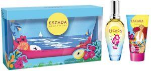 Escada - Agua Del Sol Gift Set EDT 30ml & Pouch