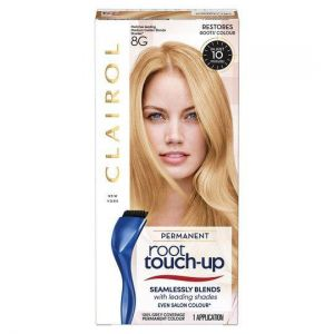 Clairol - Nice N Easy Root Touch Up - Medium Golden Blonde 8G