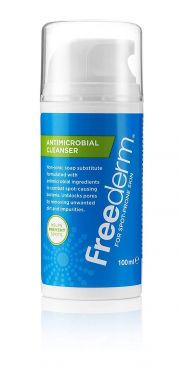 Freederm - Antimicrobial Cleanser 100ml