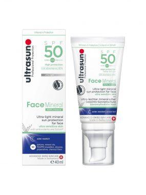 Ultrasun - Face Mineral SPF50 40ml