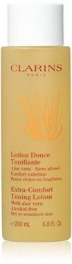 Clarins - Extra Comfort Toning Lotion with Aloe Vera (Dry/Sensitized Skin) 200ml