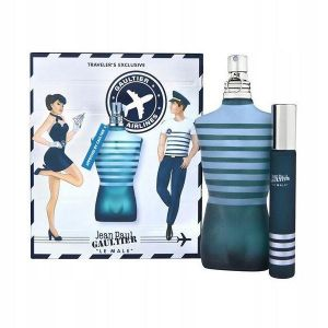 Jean Paul Gaultier (JPG) - Le Male Travel Set EDT 125ml + EDT 20ml