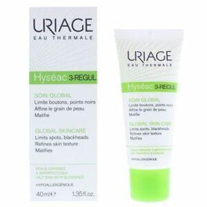 Uriage - Hyseac 3-Regul Global Skin-Care Cream 40ml