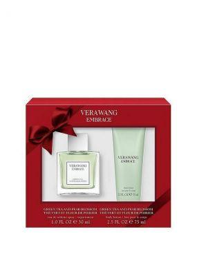 Vera Wang - Embrace Green Tea & Pear Blossom Gift Set EDT 30ml + Body Lotion 75ml