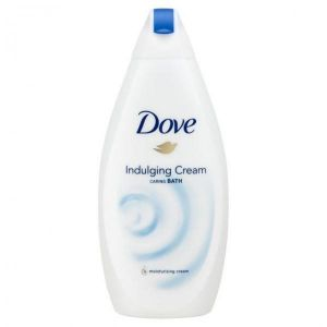 Dove - Caring Bath - Indulging Bath Cream 500ml