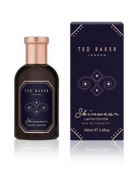 Ted Baker - Skinwear Limited Edition 2020 EDT 100ml Spray For Men