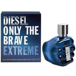 Diesel - Only The Brave Extreme EDT 50ml Spray For Men