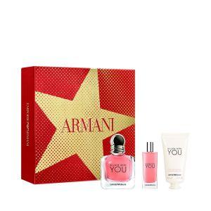 Giorgio Armani - In Love With You EDP 50ml + EDP 15ml  + Hand Cream 50ml