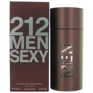 Carolina Herrera - 212 Sexy EDT 100ml Spray For Men
