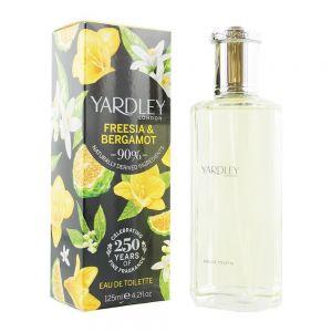Yardley - English Freesia & Bergamont EDT 125ml Spray For Women