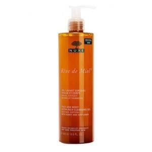 Nuxe - Reve De Miel Gentle Face Cleanser And Make Up Remover 200ml