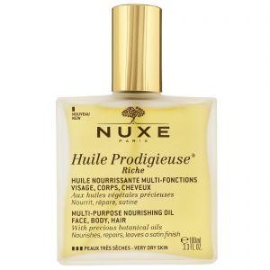 Nuxe - Huile Prodigieuse Riche Multi-Purpose Oil 100ml