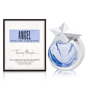 Thierry Mugler - Angel EDT 40ml Refillable Spray For Women