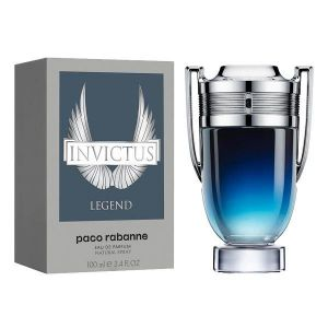 Paco Rabanne - Invictus Legend EDP 100ml Spray For Men
